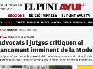 Tres medios publican que abogados y jueces se oponen a expulsar a los preventivos de BCN