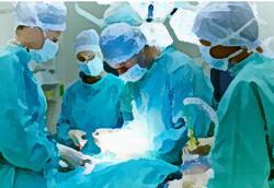 El auxilio del centro hospitalario