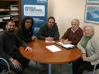 La Síndica de Barcelona preocupada por la situación de los presos preventivos