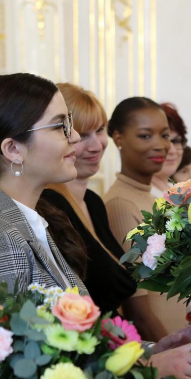 President's Luncheon on International Women's Day 2019