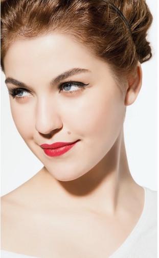 Celeste L'Oreal pic white.jpg