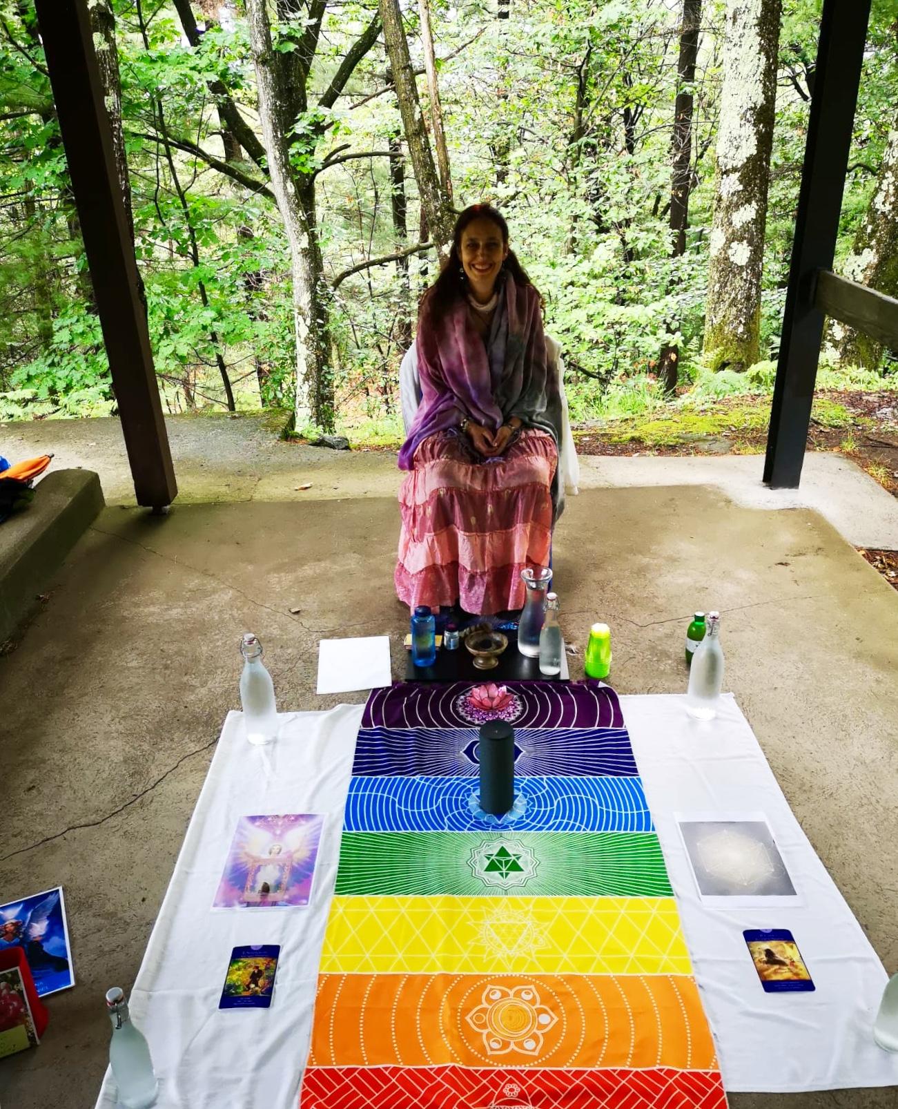 foto meditazione Metatron