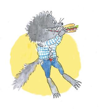 Fat Werewolf