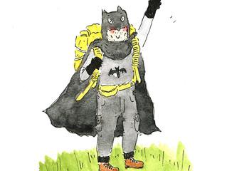 Batman is Just Rich