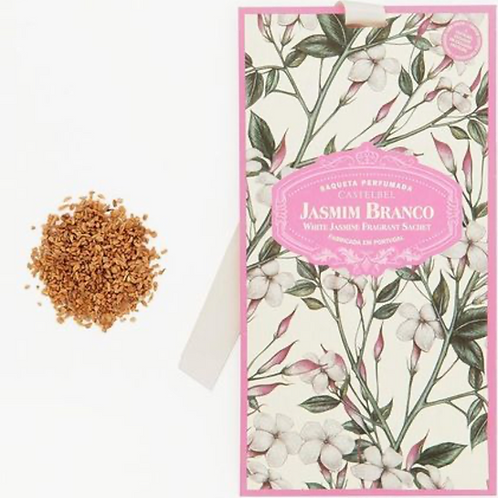 Saqueta perfumada  Castelbel - Jasmim Branco