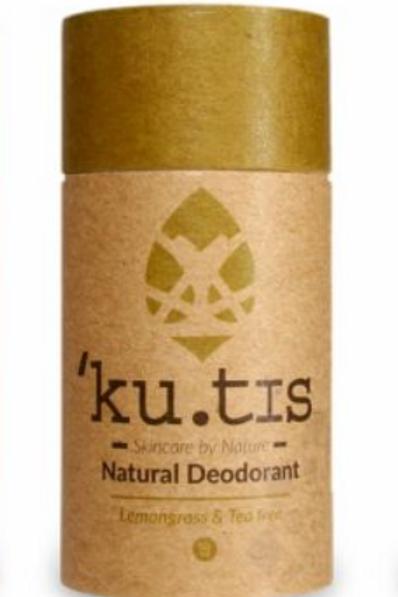 Desodorizante Natural Kutis - Cidreira e Árvore do Chá