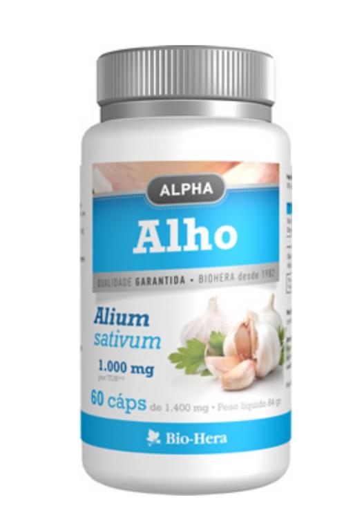 Alpha ALHO - 60 cáps.