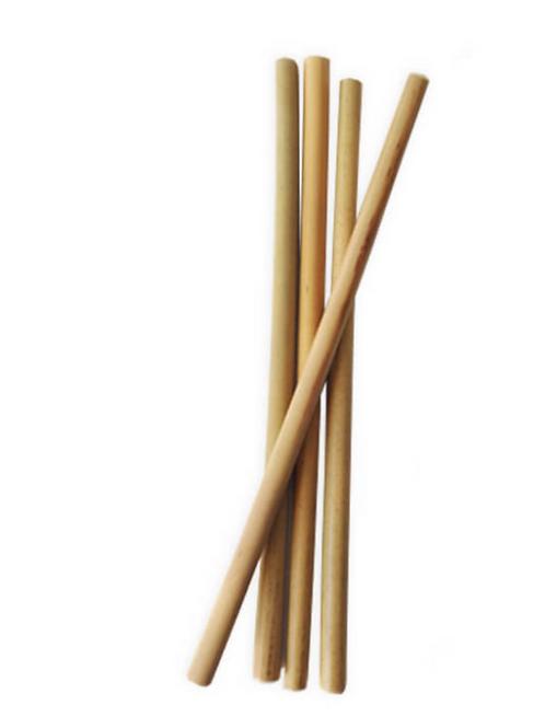 Palhinha Sustentável de Bambu à Unidade