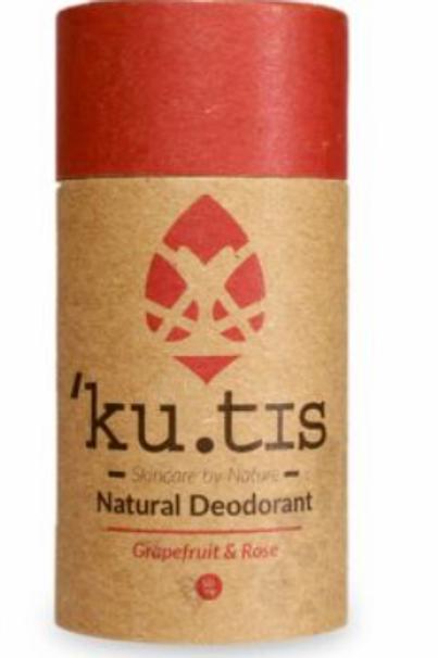 Desodorizante Natural Kutis - Toranja & Rosa