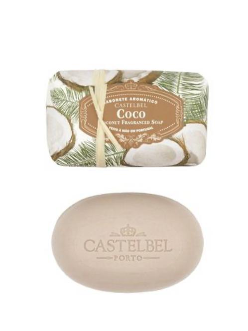 Sabonete Castelbel - Coco 150gr