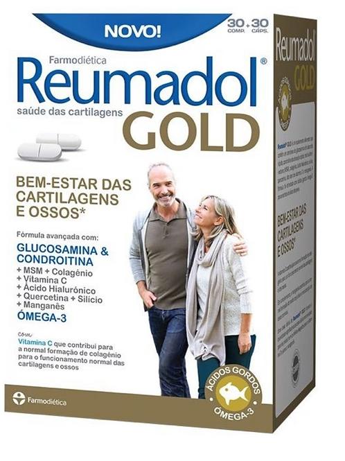 REUMADOL Gold - 30Comp+30 Cáp.