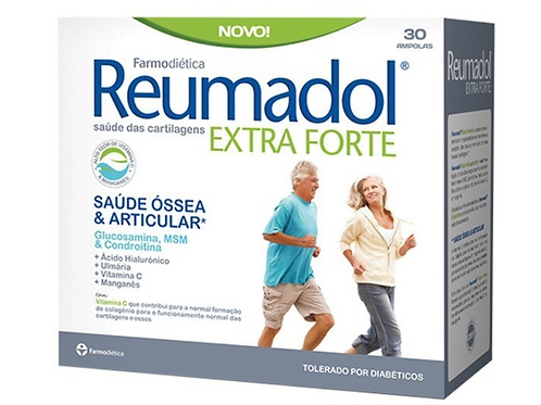 REUMADOL Extra Forte - 30 Amp.