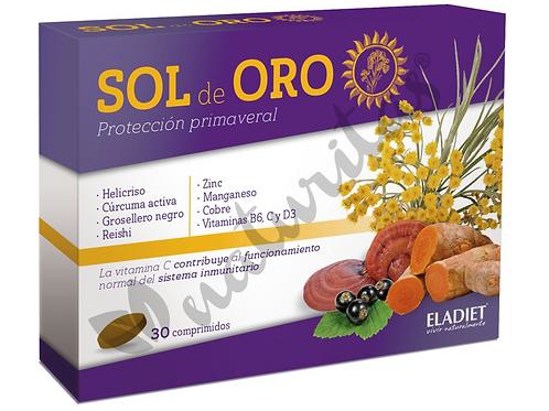 SOL de ORO - 30 Comp.