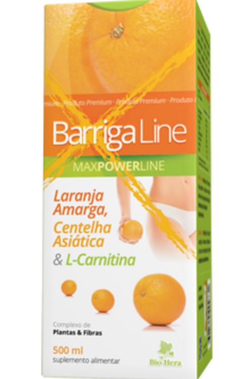 Barriga Line - Laranja Amarga, Centelha Asiática & L-Carnitina - 500ml