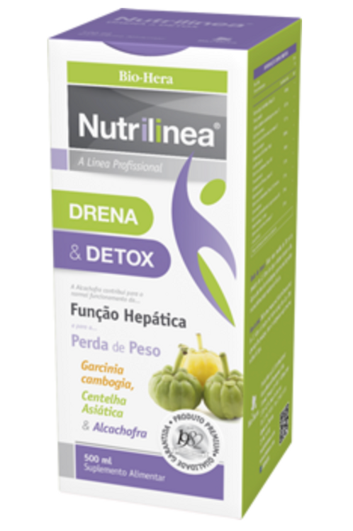 Nutrilinea DRENA & DETOX - 500ml