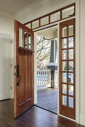 Interior shot of Wooden Front Door.jpg
