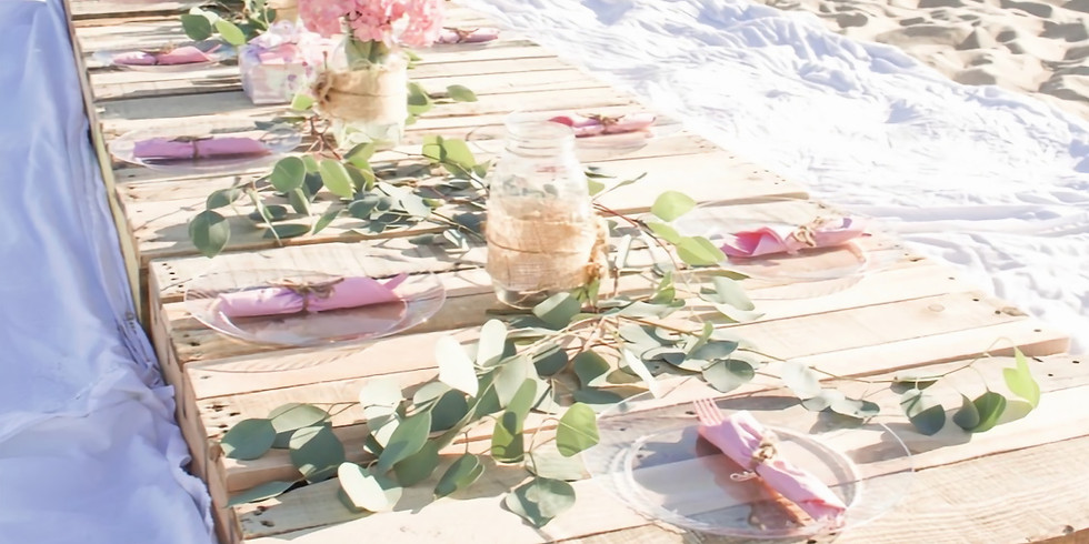 Sandy Toes Ladies Beach Luncheon 👣
