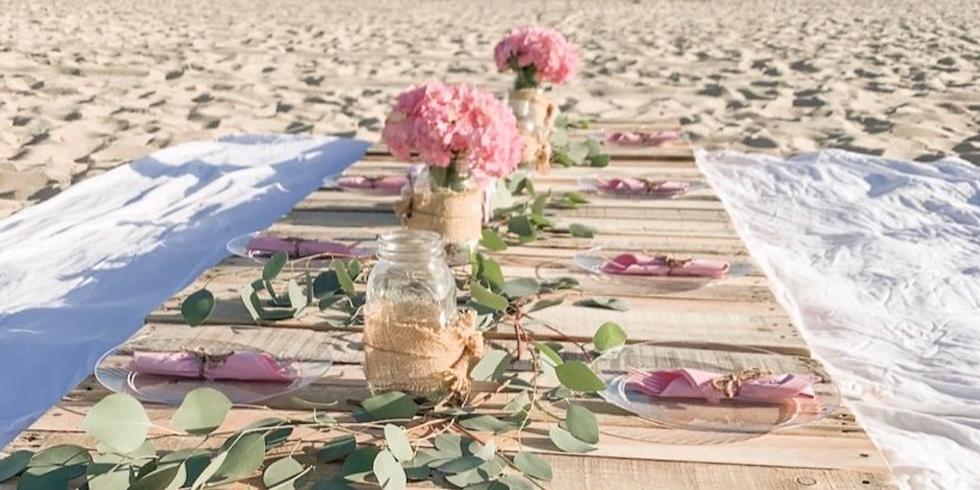 Sandy Toes Beach Luncheon