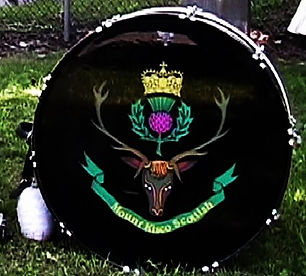 drum, pipeband, Mount Kisco Scottish