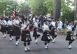 bagpipes, pipes