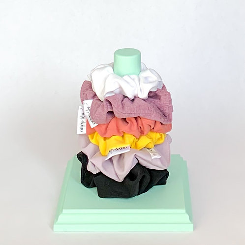 Mint Scrunchie Holder - Short