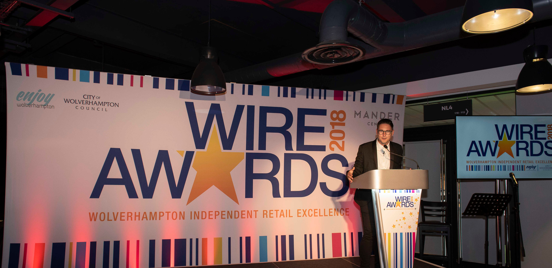 WIRE Award Winners 2018 - Employer of the Year ROOT 66 Hair Care, Bilston.