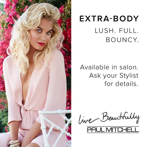 Paul Mitchell - Extra Body