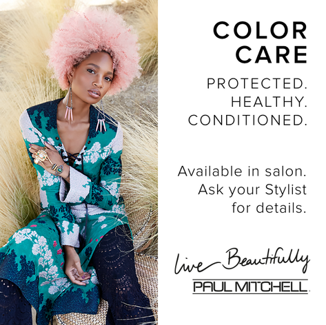 Paul Mitchell - Colour Care