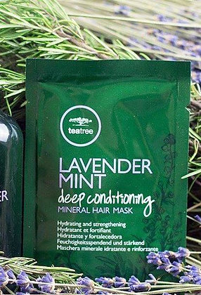 Lavender Mint Deep Conditioning Mask