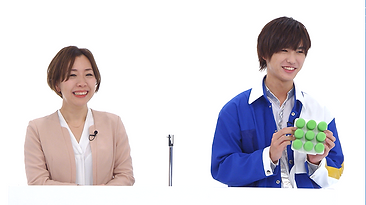 pinnnsが大阪テレビ「ミライヤー 」で紹介