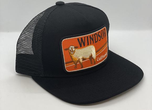 Windsor Pocket Hat