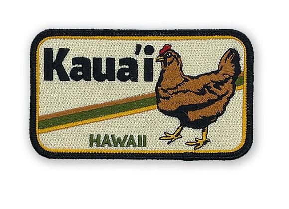 Kauai Hawaii Patch