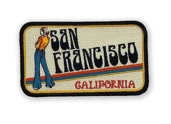 San Francisco Patch (Hippie)