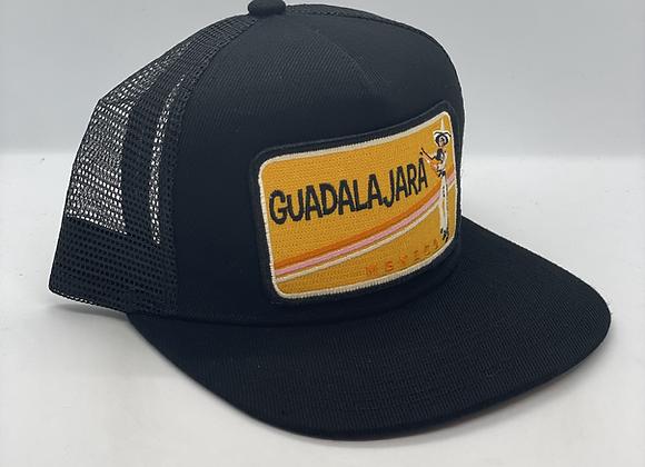 Guadalajara Mexico Pocket Hat