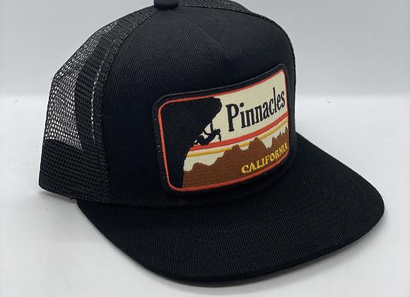 Pinnacles Pocket Hat