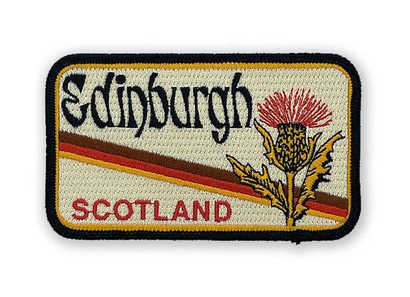 Edinburgh Scotland Patch