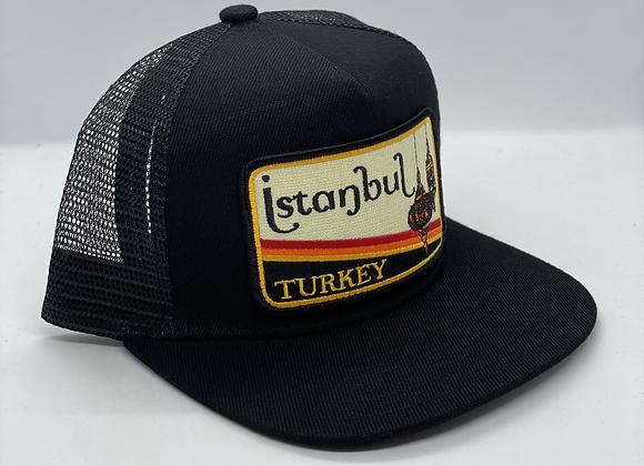 Istanbul Turkey Pocket Hat