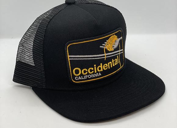 Occidental Pocket Hat