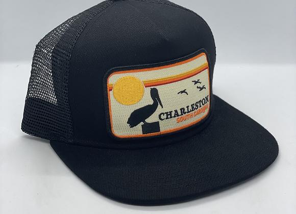 Charleston South Carolina Pocket Hat