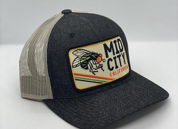 Mid City LA Pocket Hat