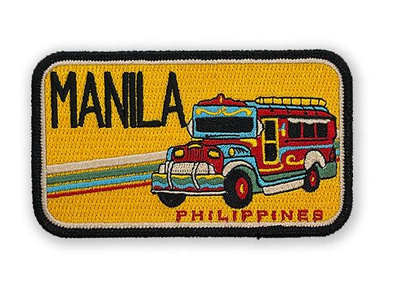 Manila Philippines Patch