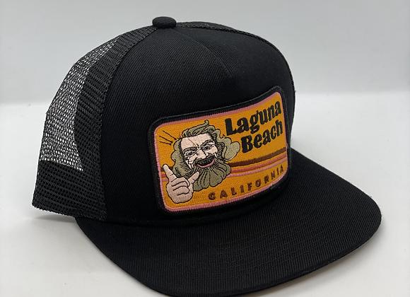 Laguna Beach Pocket Hat