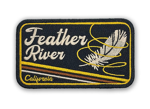 Feather River Patch