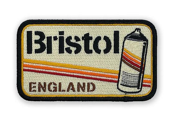 Bristol England Patch