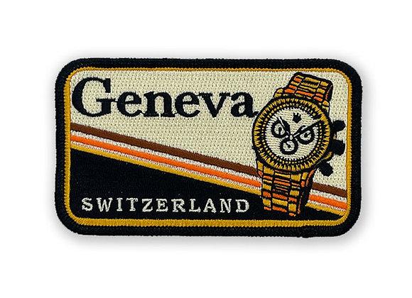 Geneva Switzerland Patch