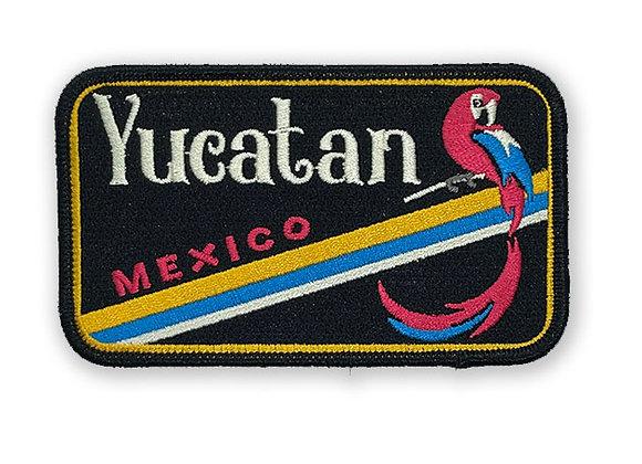 Yucatan Mexico Patch