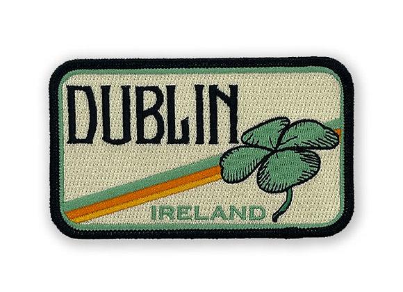 Dublin Ireland Patch