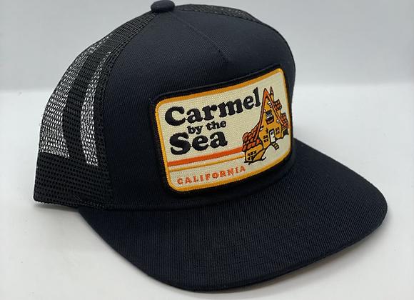 Carmel by the Sea Pocket Hat