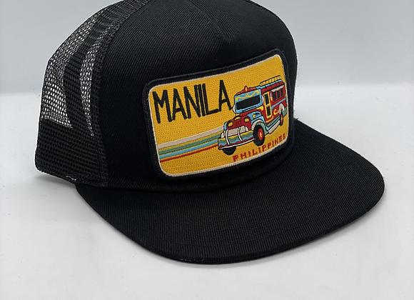 Manila Philippines Pocket Hat