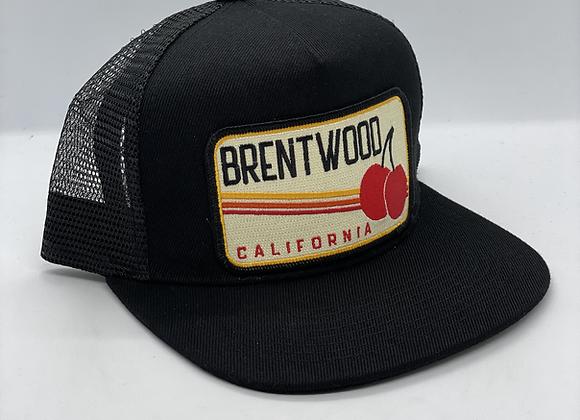 Brentwood Cherries Pocket Hat